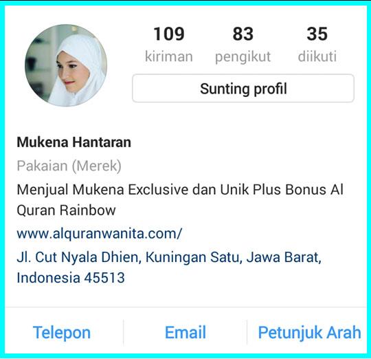 auto follow instagram bisnis