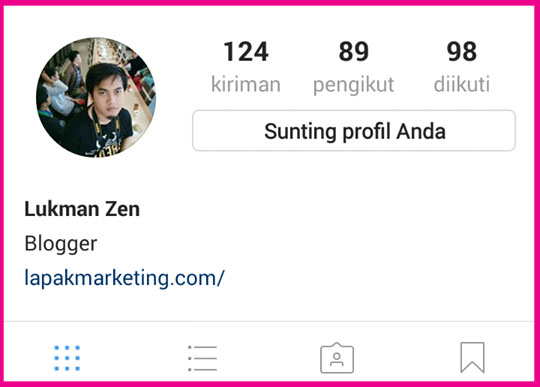 auto follow instagram personal
