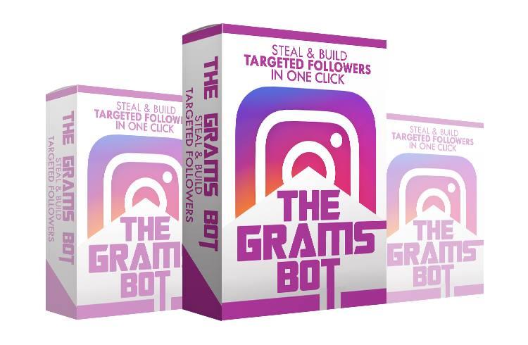 aplikasi the grams bot
