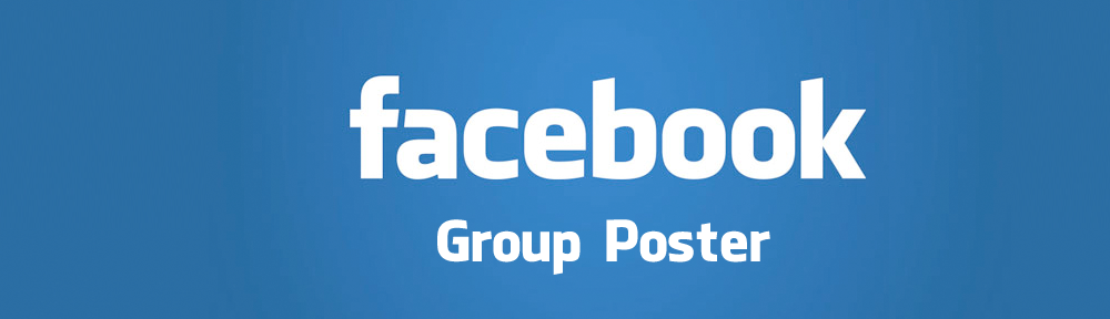 auto group poster facebook