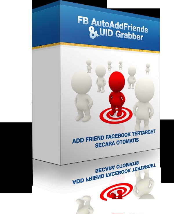 Auto add friends facebook 2017