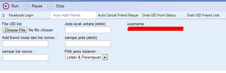 auto add friends on facebook
