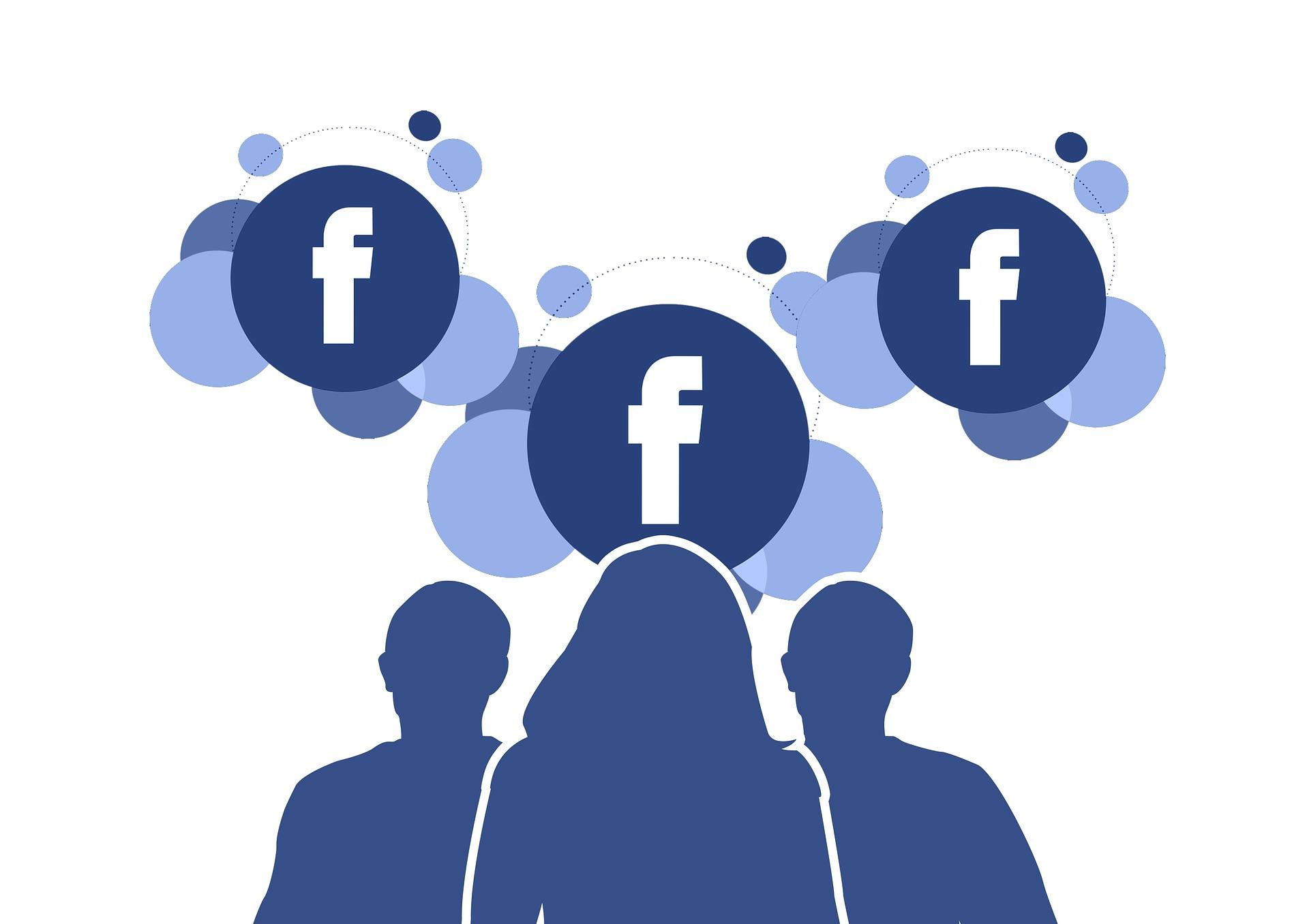 facebook group domination