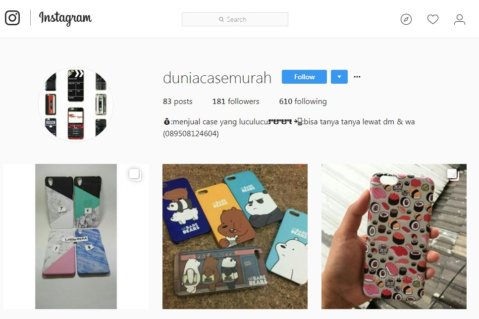 cara download video di instagram pc