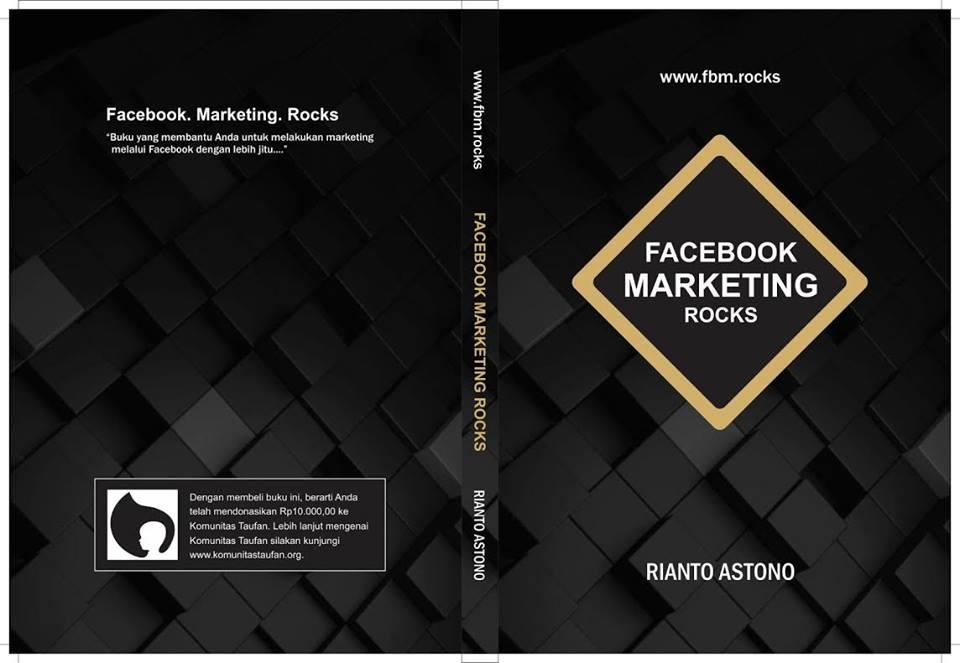 Buku Facebook Marketing Rocks Rianto Astono