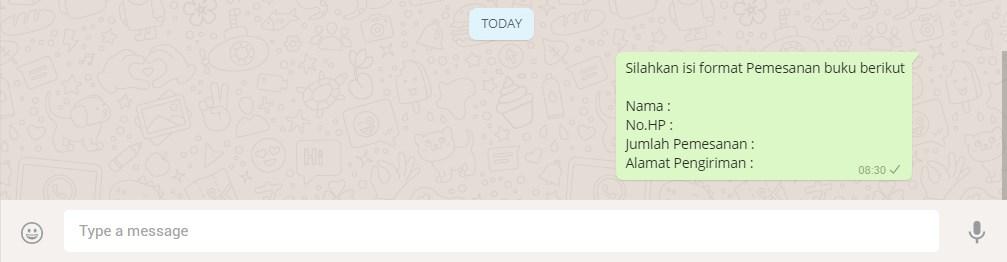 cara membuat auto reply di whatsapp