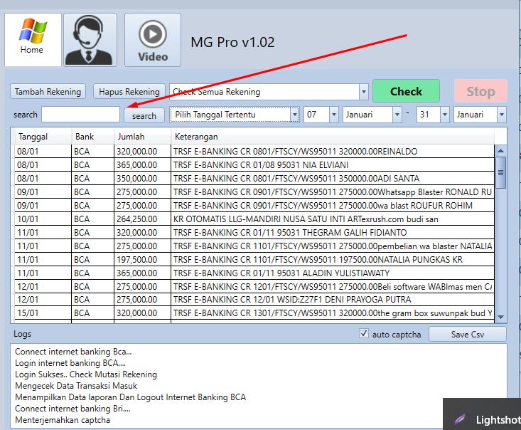 jual aplikasi mgpro download