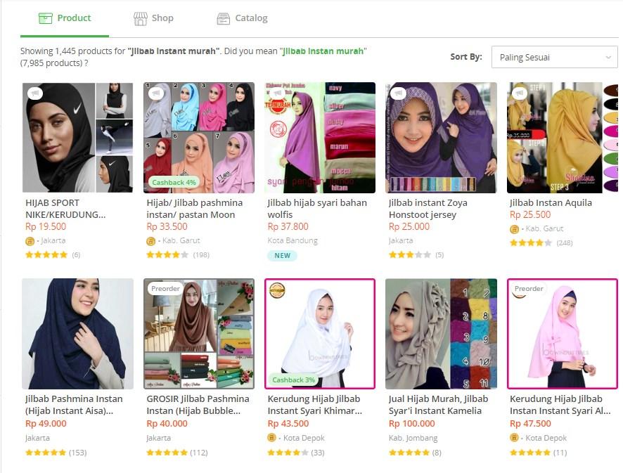 cara jualan di marketplace seo tokopedia