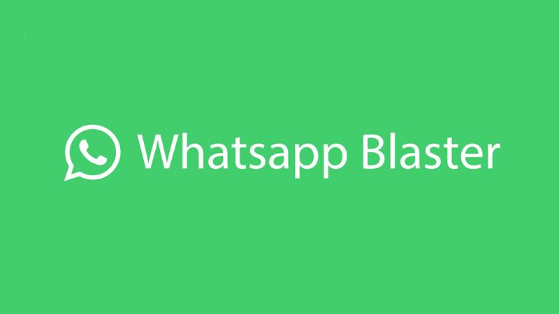 whatsapp blaster