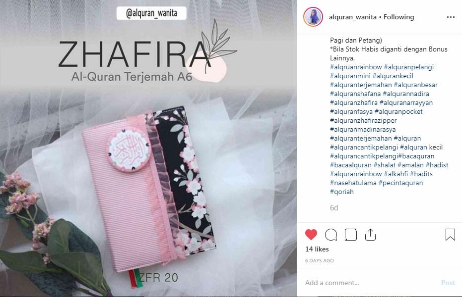 cara melihat hashtag populer instagram