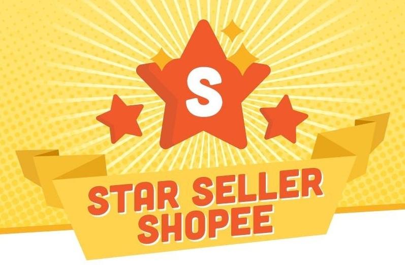 Strategi Menjadi Star Seller
