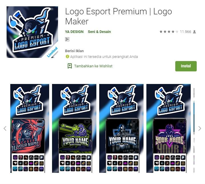 aplikasi pembuat logo di android gratis