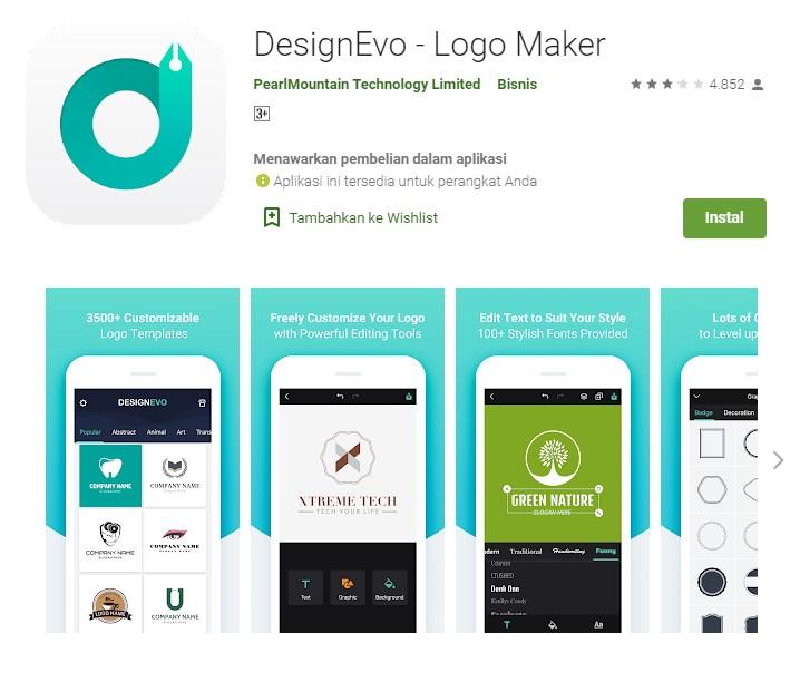 download aplikasi logo maker